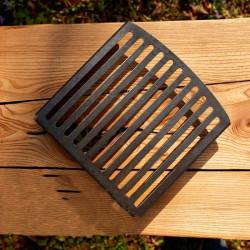 Решетка-гриль столик для мангала